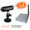 Home application mini wireless camera kit 300m for security or monitoring