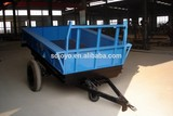 Good quality 7cx-1.5t agriculture truck trailers