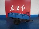 Good quality 7cx-2t agriculture truck trailers