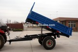 Good quality 7cx-4t agricultrue truck trailers