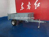 2015 HOT SELL 2 TONS farm tipping trailer