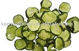 Low Temperture Vacuum Fried Cucumber Snacks