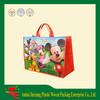 PP Woven Shopping bag with colorful picture
