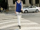 2014 loose casual silk blouse fashion type can custom