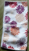 printed cotton hand towel face towel