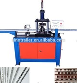 square tube automatic punching machine