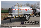 3000 liters fuel tanks trailer