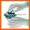 ESD Cleanroom Gloves With PU Palm Coated