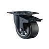 "3"", 4"", 5' Plastic caster wheel"