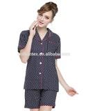 fashion Women button Pajama casual pajamas fashion pajamas