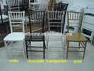 wholesale cheap high quality transparent resin chiavari chairs, tiffany chairs for ourdoor