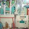 full-auto maize mill machine manufacturer for 100 mt per day maize grinding mill