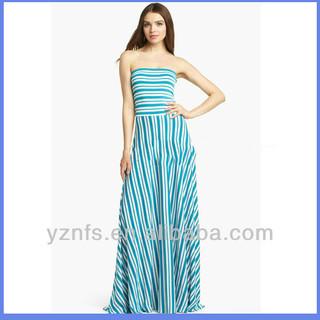 New Design Women Maix Evening Dress