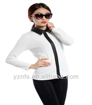 New Fashion Desing Women Long Sleeve Coat
