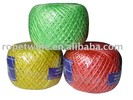 3 strands twisted pp twine ,baler twine, pp string
