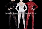 seamless sexy uniform sexy suits top net clothing sexy underwear