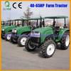 cheap 4x4 farm tractor 50hp traktor wheel farm tractor with backhoe loder