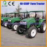 cheap 4x4 farm tractor 50hp traktor wheel farm tractor with backhoe loder
