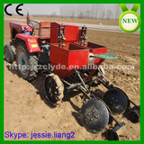 Tractor potato seeder