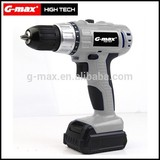 G-max Cordless Tools Double-speed 12V Combi Hammer Drill GT31014