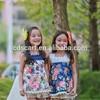 popular child flowers skirt girl summer dress flower girl dress