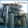 2.0 Double coal gasifier for refractory brick tunnel kiln