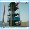2.6 double coal gasification hot plant for brick industry