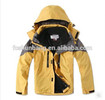 Mens hooded outdoor Jacket professional ski wear