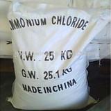 Industrial Grade Ammonium Chloride 99.5%