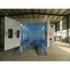 car paint box , spray booth , paint booth