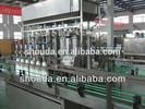 sodium hypochlorite filling machine