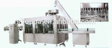 Automatic pure drinking water, liquid filling line
