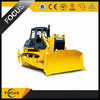 Earth moving machinery SHANTUI bulldozer SD23 and spare parts