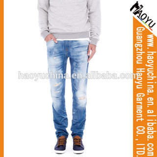 jeans pants factories high heel shoes scratch jeans replica designer jeans (HYM2109)
