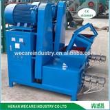 new type sawdust briuqette machine