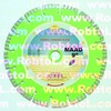 5.5'' Laser Welded Segmented Tubro diamond saw Blade for Abrasive Masonry Material--MAAD
