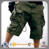 wholesale camouflage cheap cotton baggy men shorts cargo