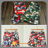 wholesale camo military camouflage shorts for men