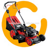 Gasoline Mower CHINA KCL20SDP