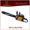 5800 china custom gasoline chainsaw