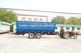 EU aid trailer, cargo tractor trailer new agricultural machines names and uses with CE