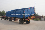 EU aid trailer , 20t truck trailer new agricultural machines names and uses.