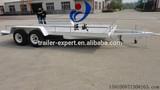 7c-2.5 t farm car trailer atv trailer camper van with CE