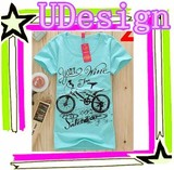 Womens t shirt wholesale cheap t-shirt silk screen printing screen printing t shirt