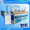 Full Automatic Embossing Perforating Type Toilet Tissue Rewinding Machine Toilet Tissue Paper Machine 0086-13103882368