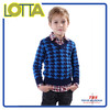 Fashionable Long Sleeve Pullover Kids Boys Sweater