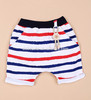 2015 Hot selling design to the casual stripes fashion with hot sale and high quality boy shorts
