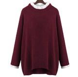 2015 fashion women plus size hoodies with high quality KF-1091