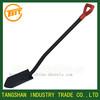 high quality steel handle garden spade digging shovel