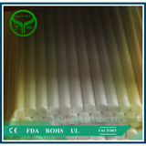 100% material ptfe rods with anti-corrosion insulation sealing proper